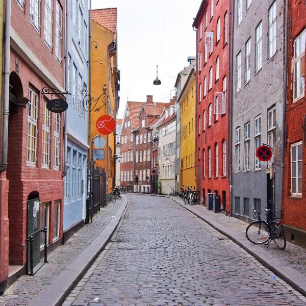 Van hip naar hippie in alternatief Kopenhagen