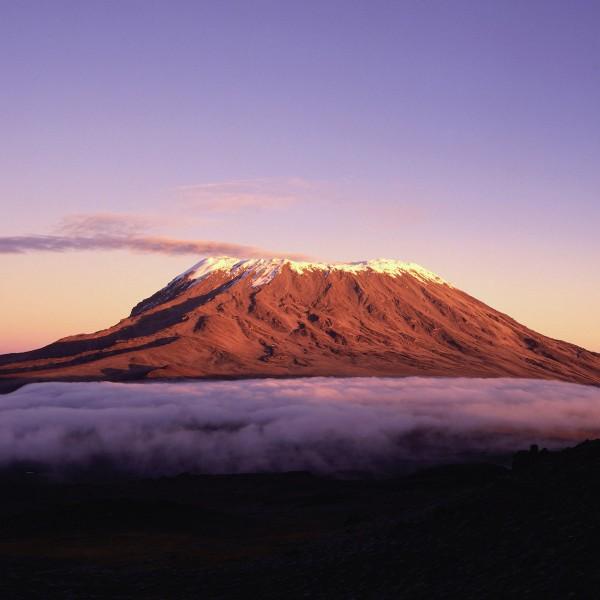 De magie van de Kilimanjaro