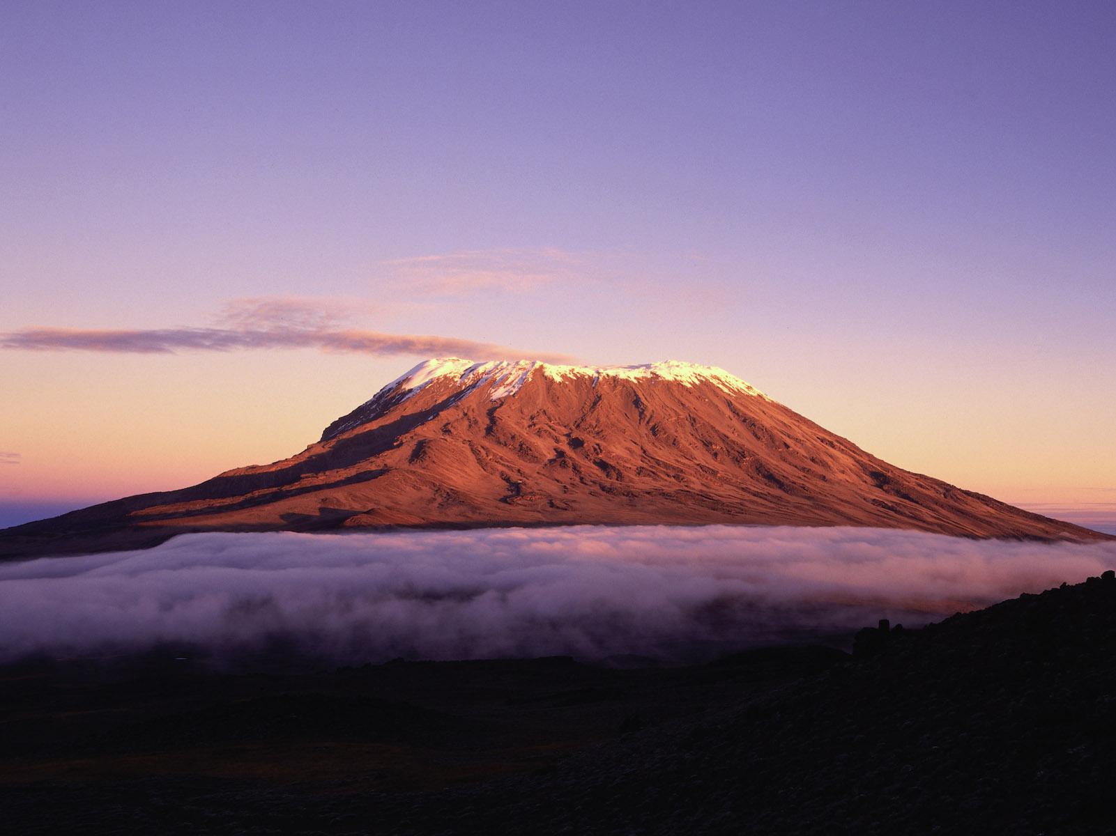 De magie van Kilimanjaro