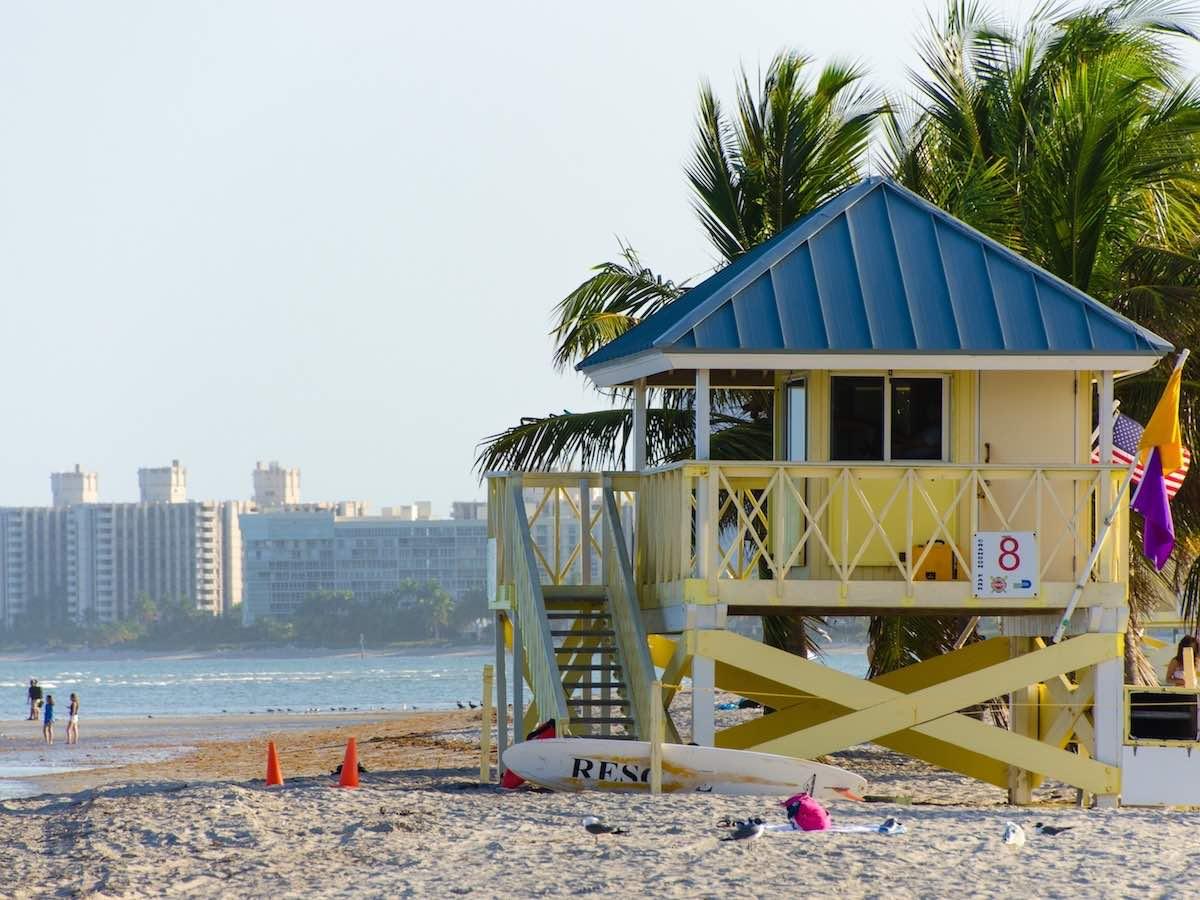 bezienswaardigheden in Miami