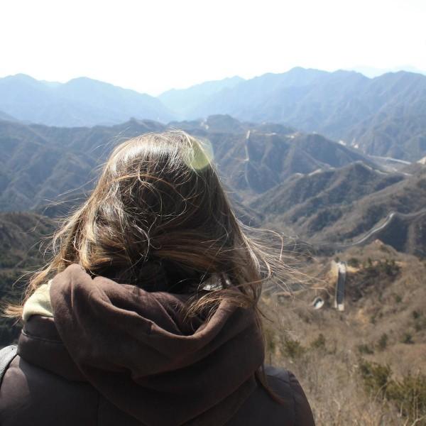 Danique werd het land uitgezet tijdens vrijwilligerswerk in China