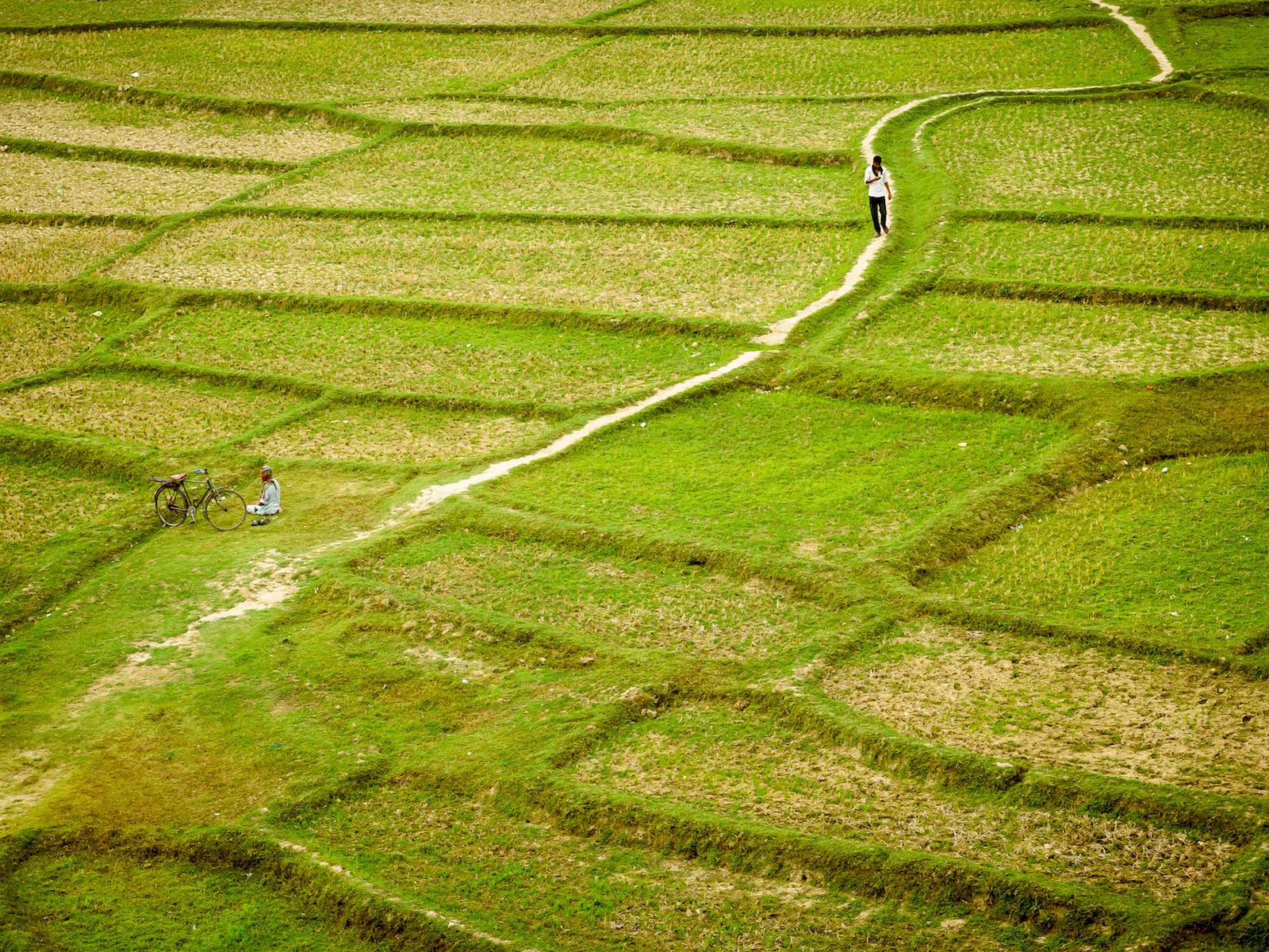 Bangladesh de schoonheid van een omstreden land - Een hellend land ontwikkelen ...