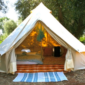 Kamperen in stijl: Glamping +WIN