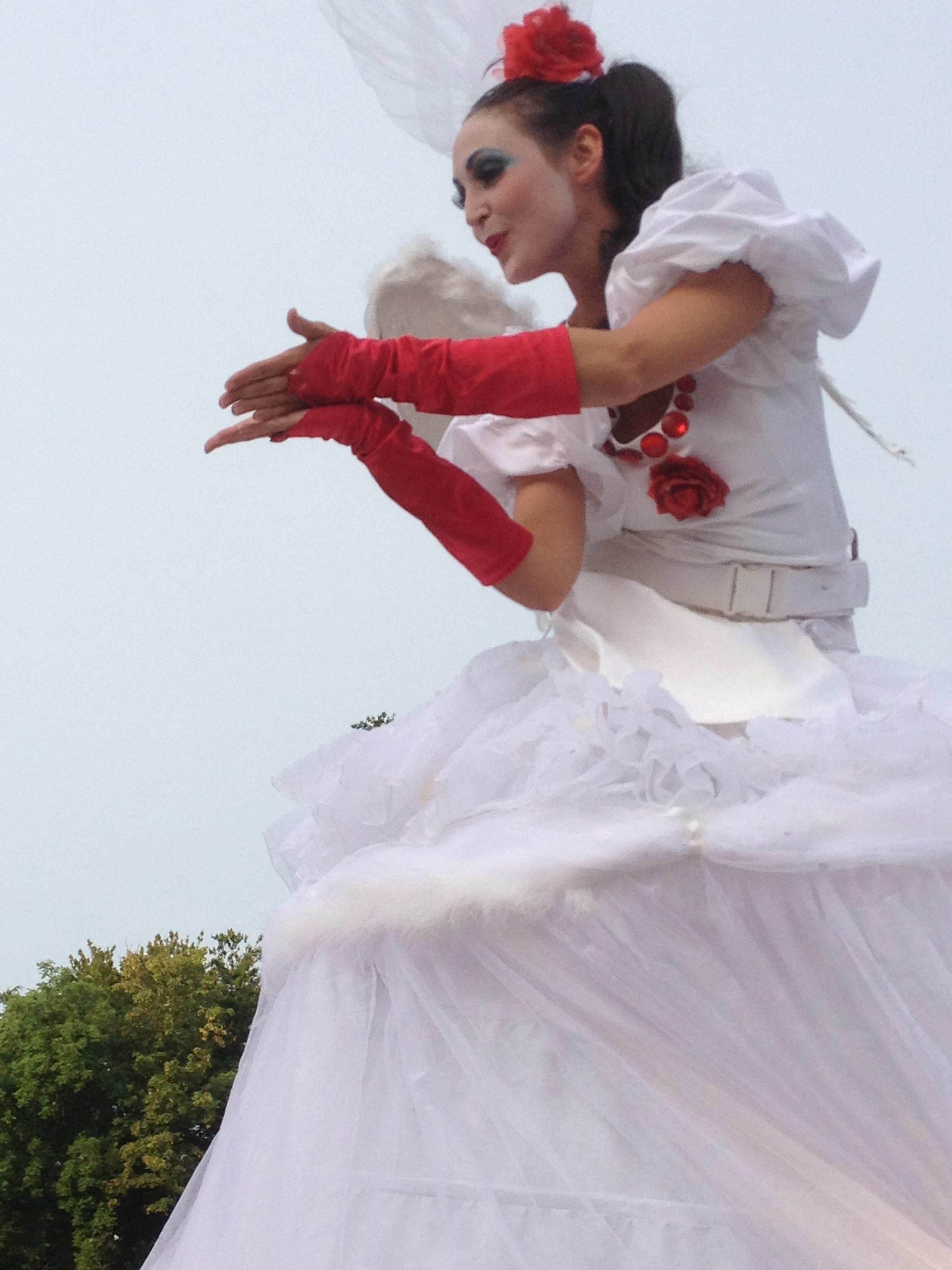 Parade van de Zomerkoning, Paleis het Loo
