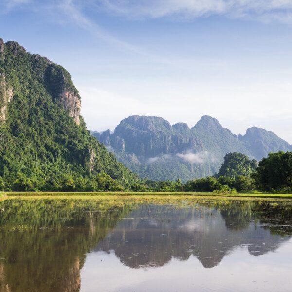 4 x goede overnachtingen in Laos