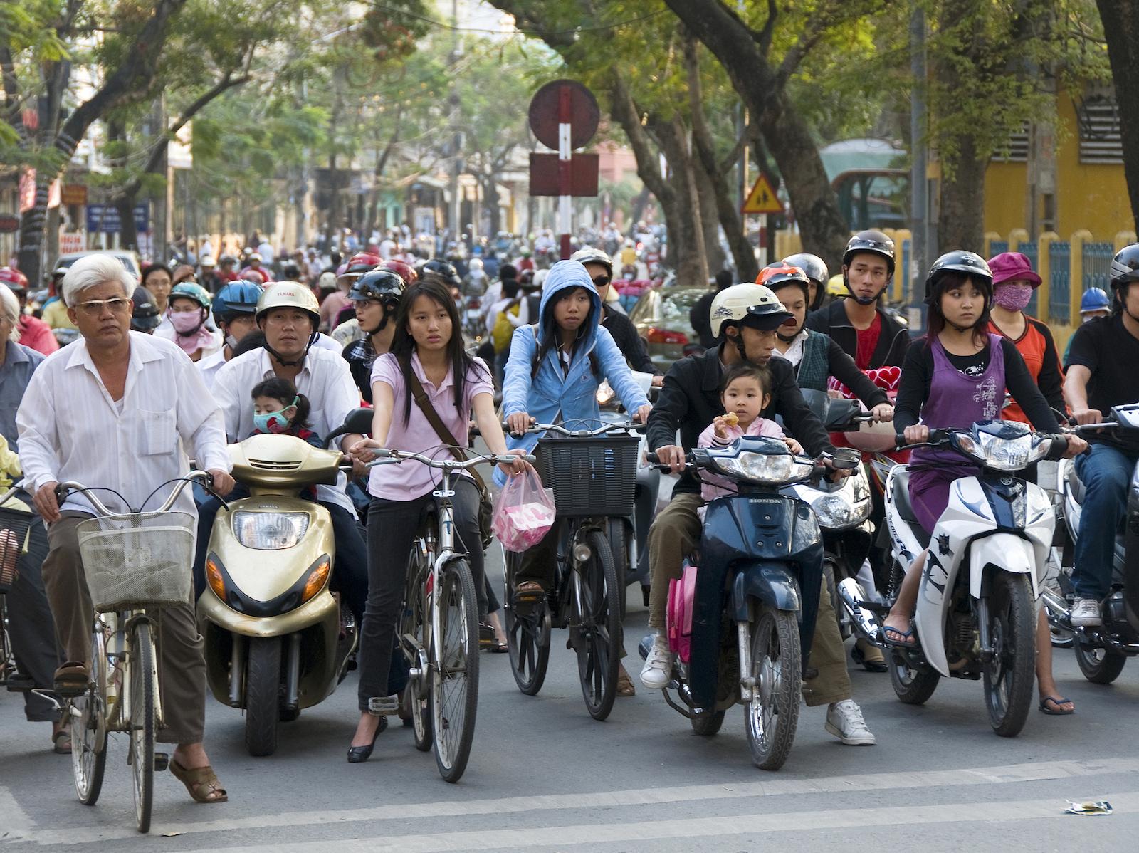 Een eerste ontmoeting met Vietnam in Hanoi