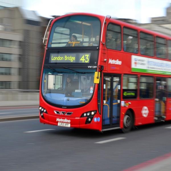 Per bus door Londen: een leuker alternatief voor de tube