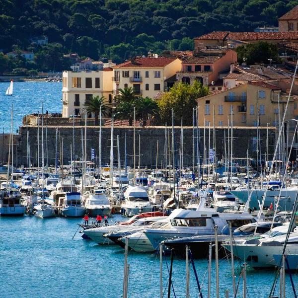 De vijf mooiste plekken aan de Côte d'Azur