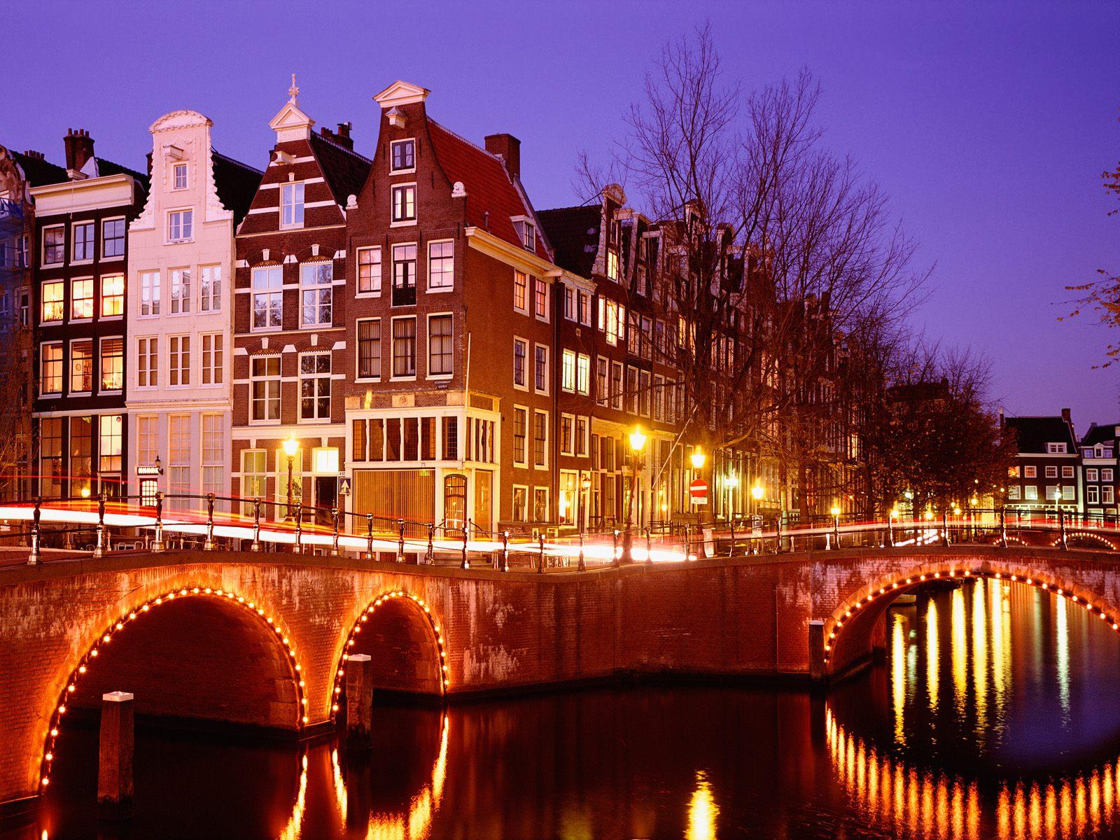 Amsterdam wat moet je zien