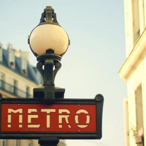 metrostations Parijs