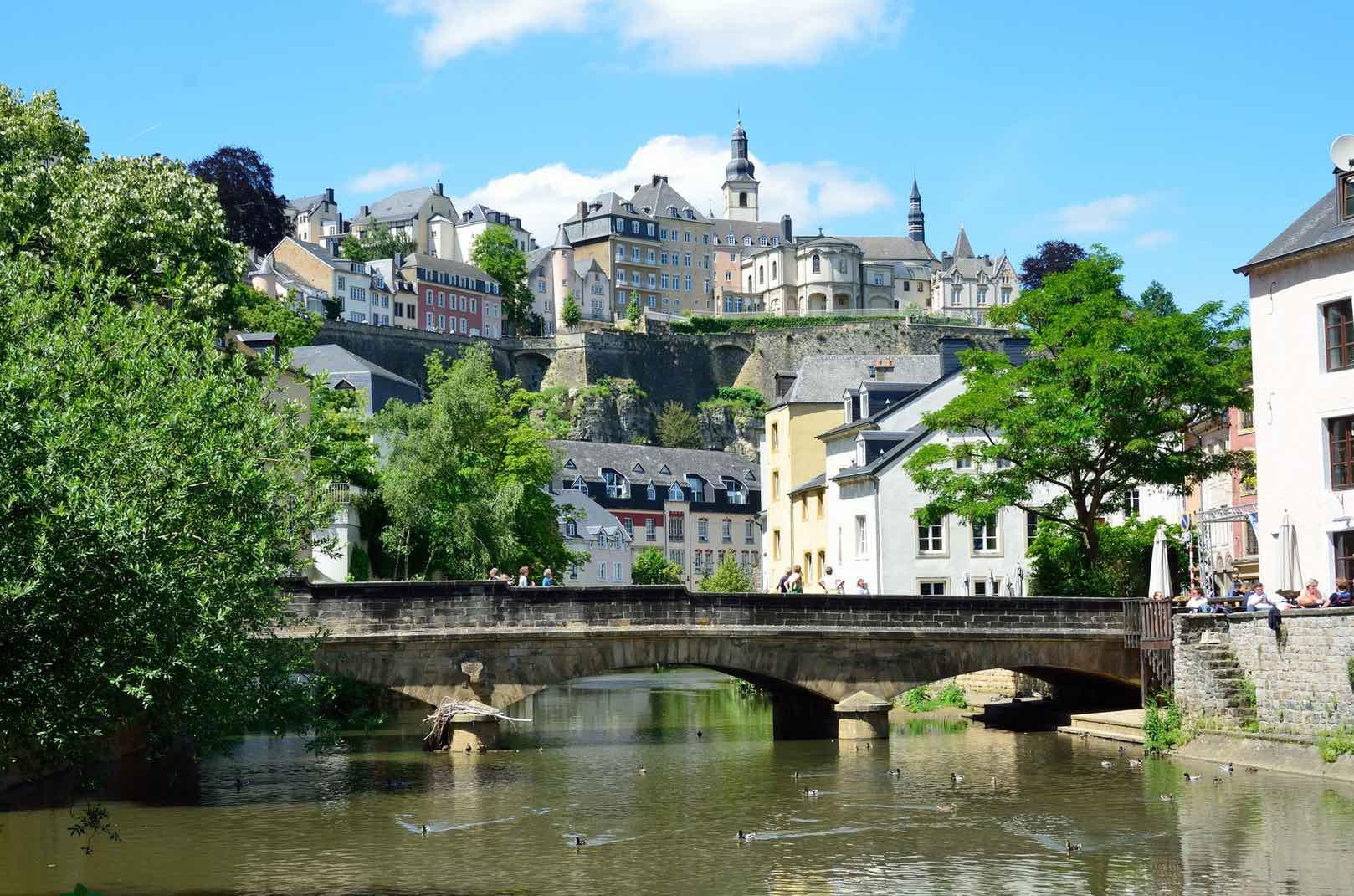 Een weekendje weg in luxemburg stad for Vakantie luxemburg