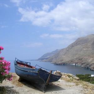De andere kant van Kreta