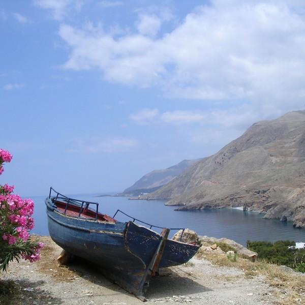 Genieten van het eilandleven op Kreta