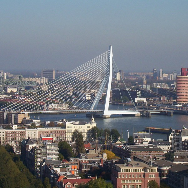 Rotterdam in de spotlights in 2014