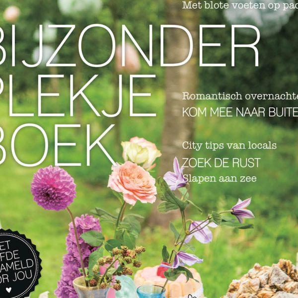 Review + WIN: Bijzonder Plekje Boek