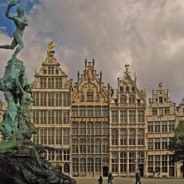 Shoppen & struinen tijdens een dagje Antwerpen