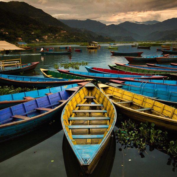Busreizen in Nepal: van Kathmandu naar Pokhara