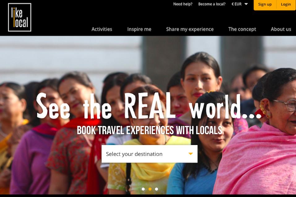 I-Like-Local-Homepage