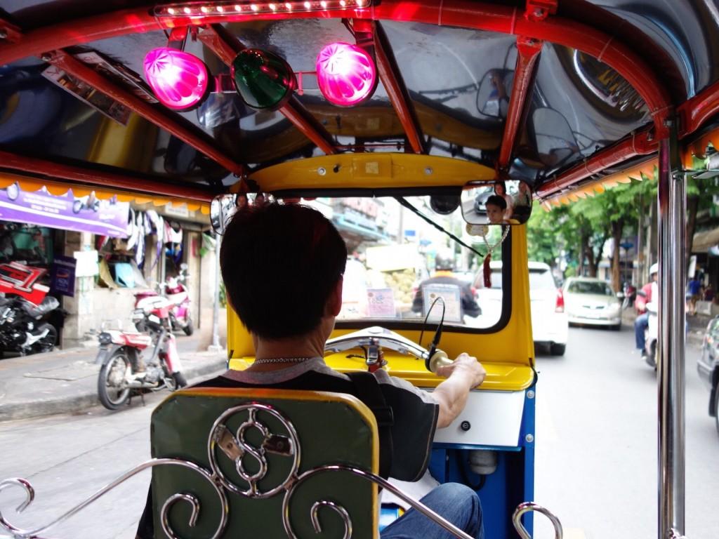 vervoermiddelen op reis