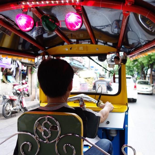 10 x opmerkelijke vervoermiddelen op reis