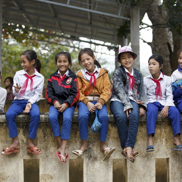 Fietsend door Vietnam met Cycle4Girls