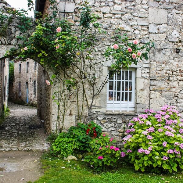 Terug naar 'Le Moyen Âge' in Charroux