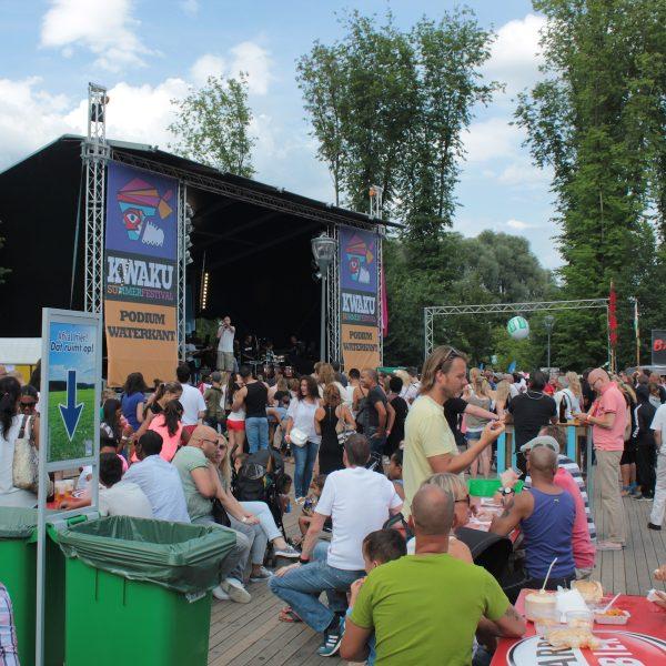 Kwaku festival brengt Suriname naar Nederland