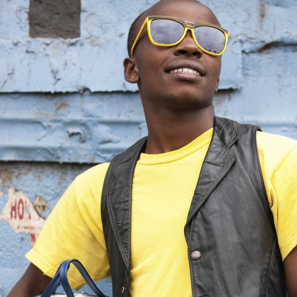 In beeld: onze kleding achterna in Vintage Africa