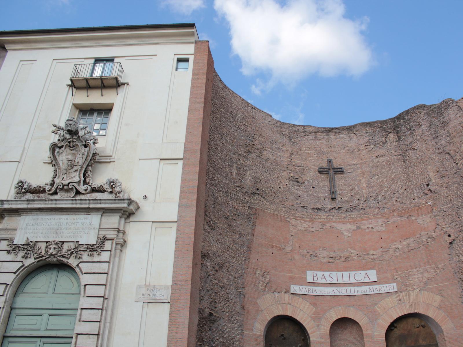 Vergeten kerken van Rome