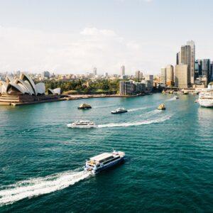 low budget Australië