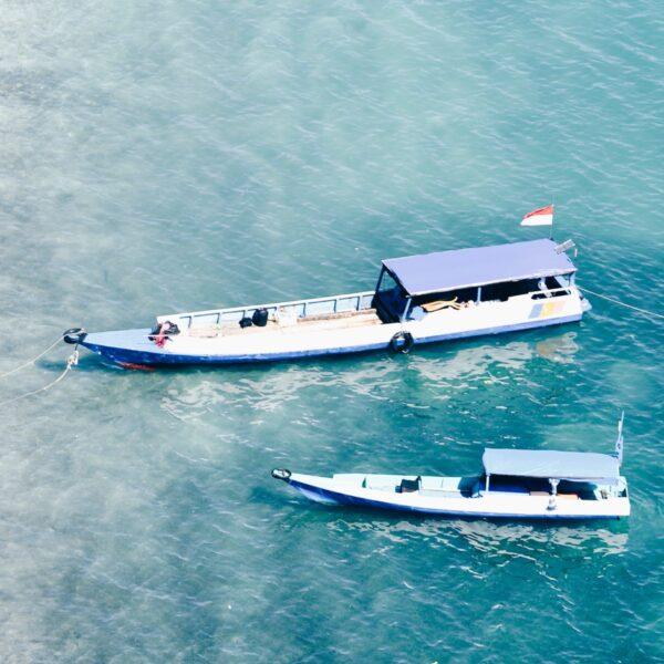 Veilig reizen per boot in Indonesië