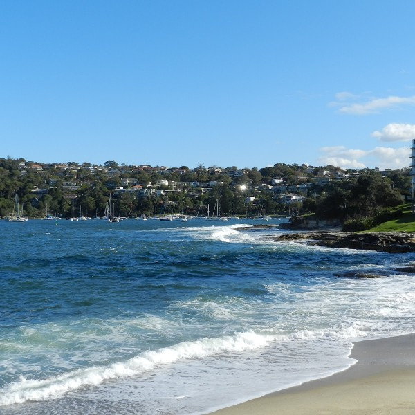 The Manly Scenic Walkway in Sydney