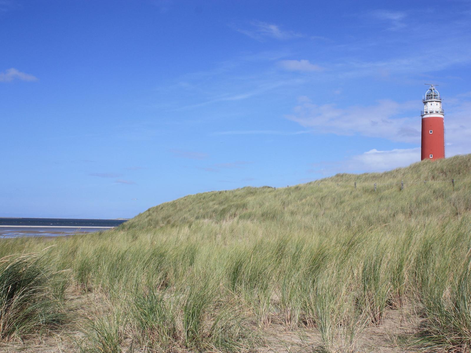 stranden in Nederland
