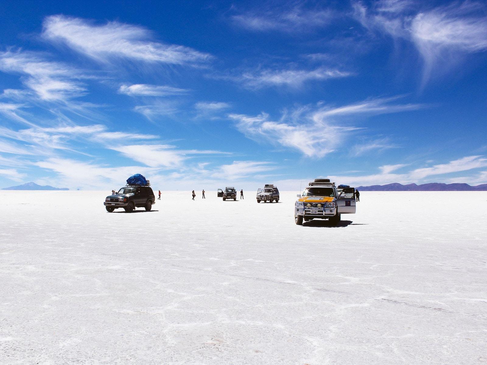 bestemming Bolivia