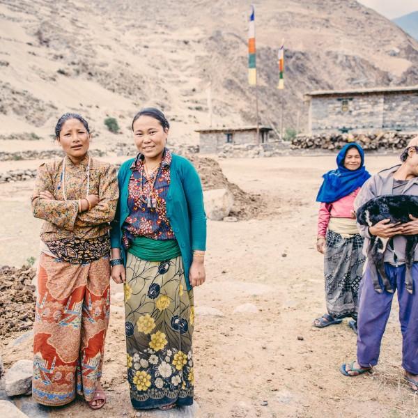 In beeld: Een barre tocht door de Lower Dolpo in Nepal