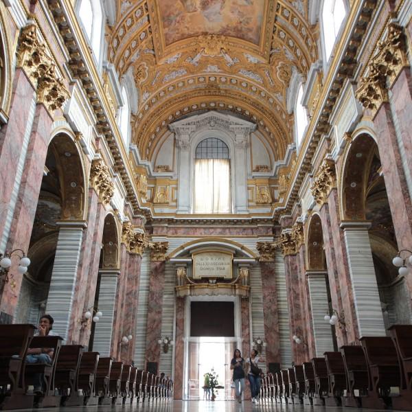 De vergeten kerken van Rome deel II