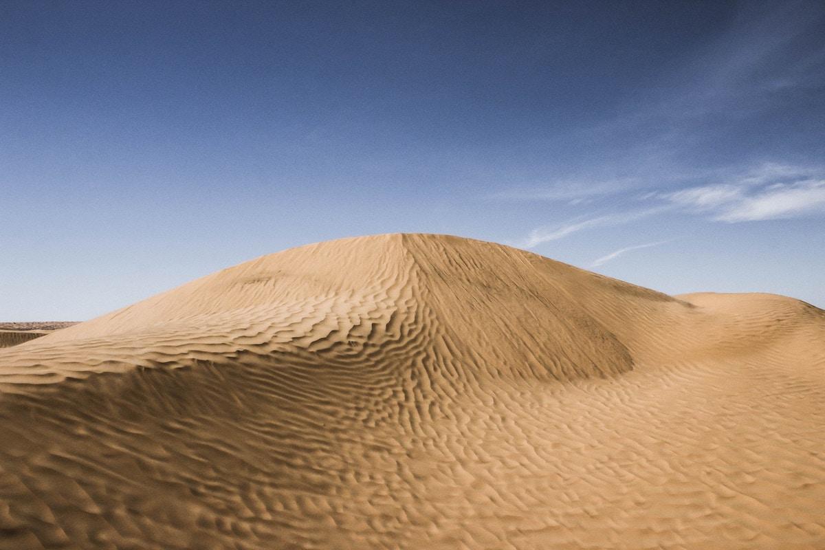 hoogtepunten in Tunesië