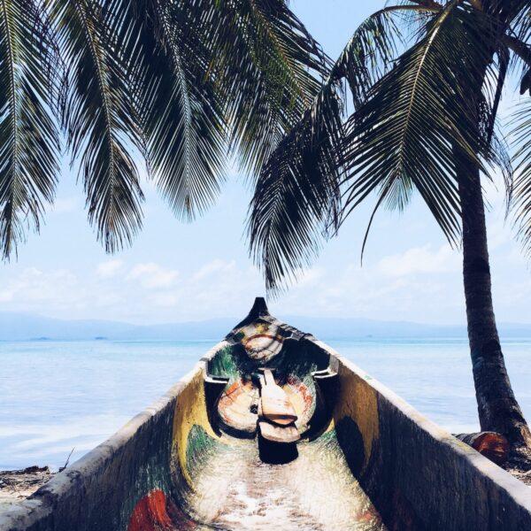 Verblijven bij de Kuna Indianen op de Panamese San Blás eilanden
