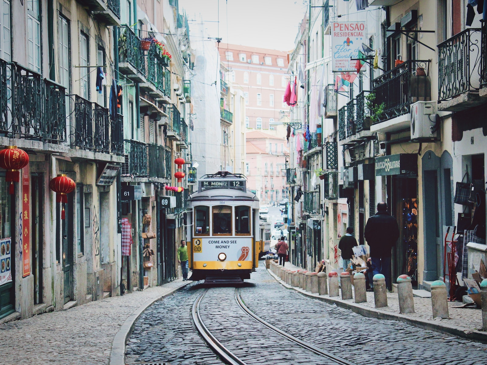 stedentrip Lissabon