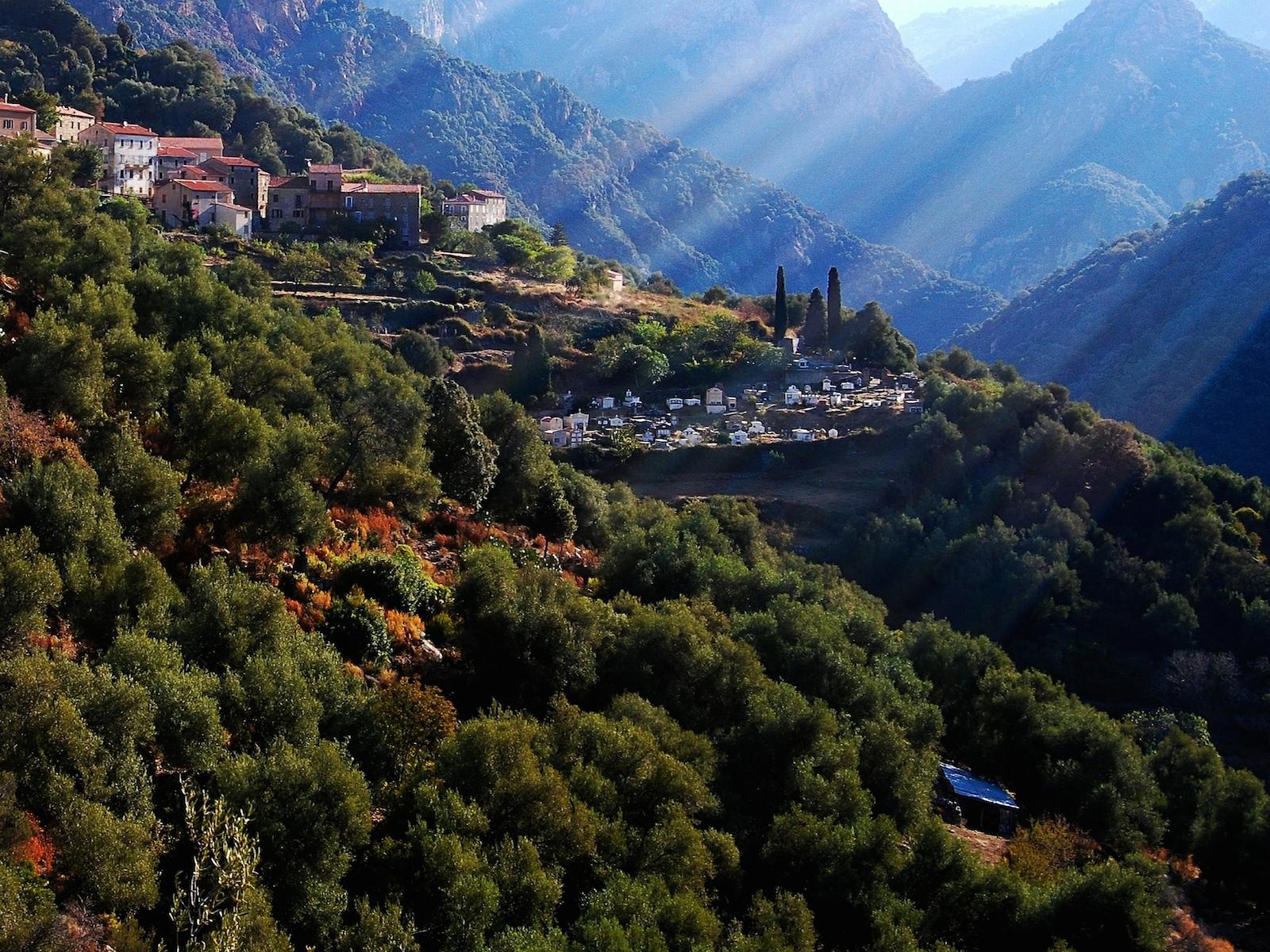 mooiste plekken op Corsica