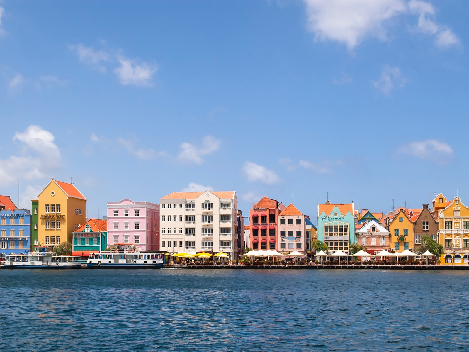 veiligheid op Curacao