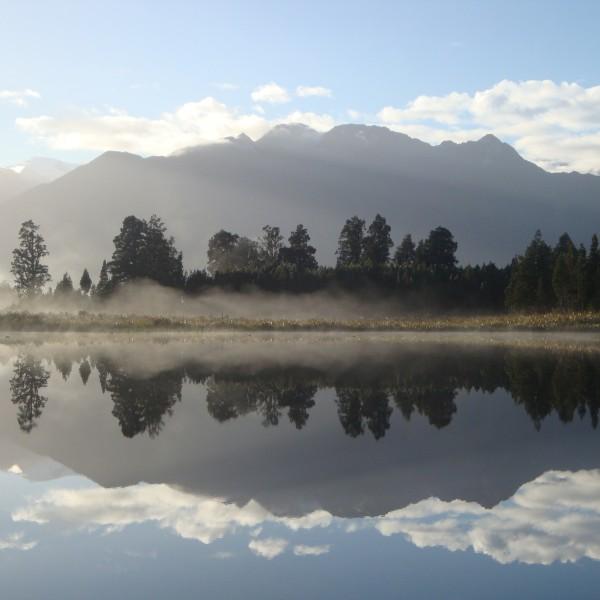 Wegdromen bij de mooiste plekken in Nieuw-Zeeland
