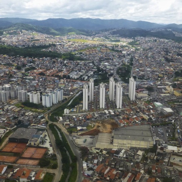 Op stap in de Braziliaanse metropool São Paulo