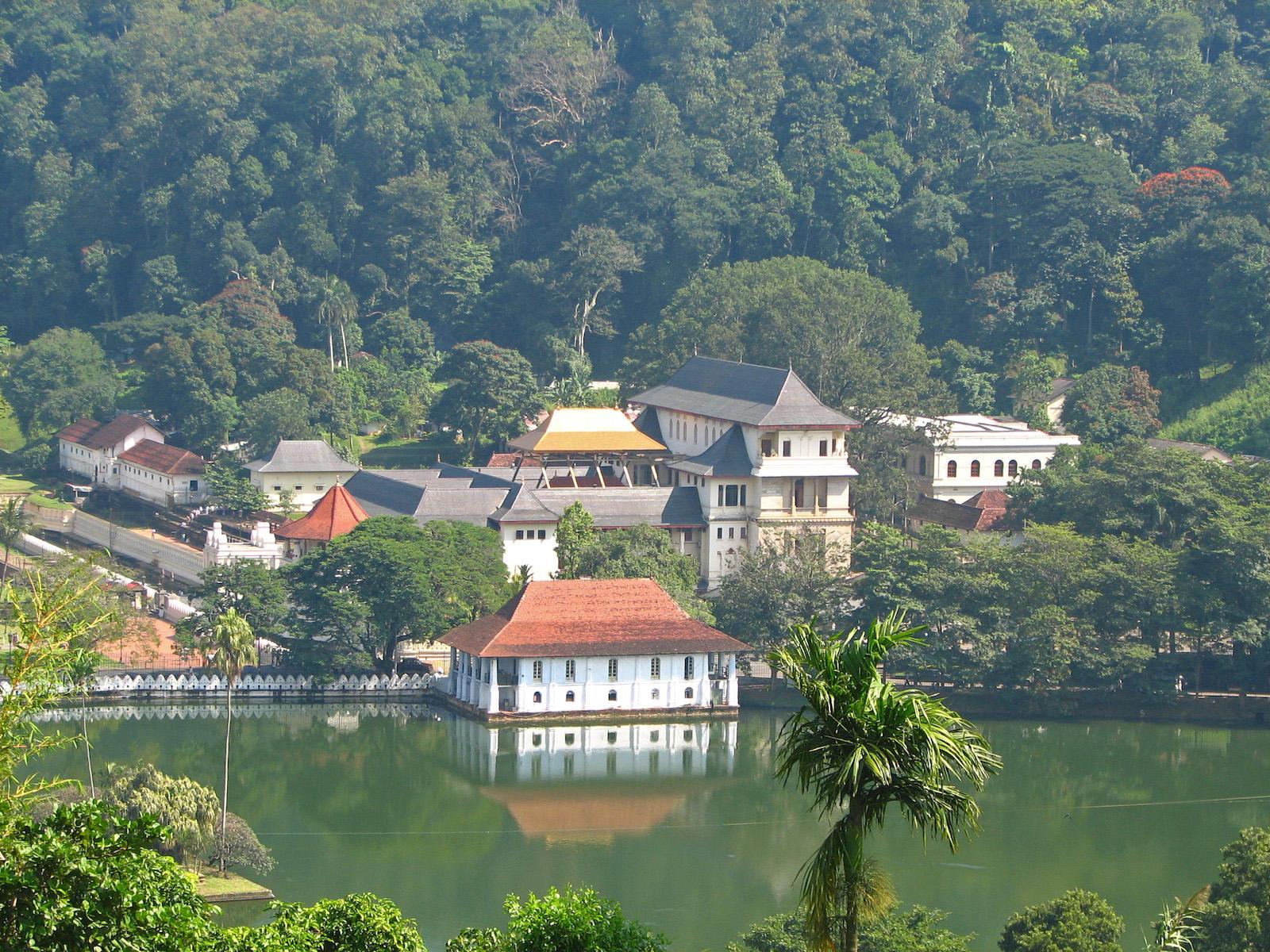 Hoogtepunten in Sri Lanka