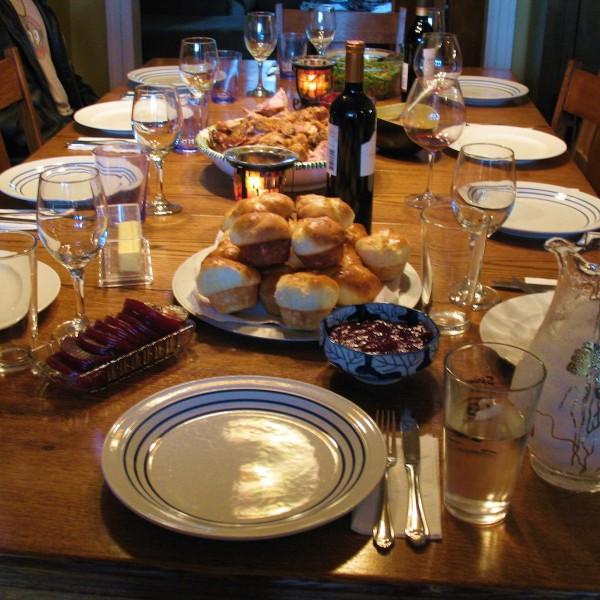 Thanksgiving vieren in de Verenigde Staten