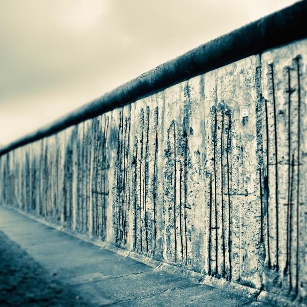 De Berlijnse Muur: toen en nu