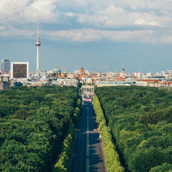 Berlijn centrum: hart en ziel van een wereldstad