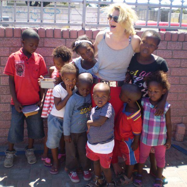 Zuid-Afrikaanse townships: het Ekhaya project