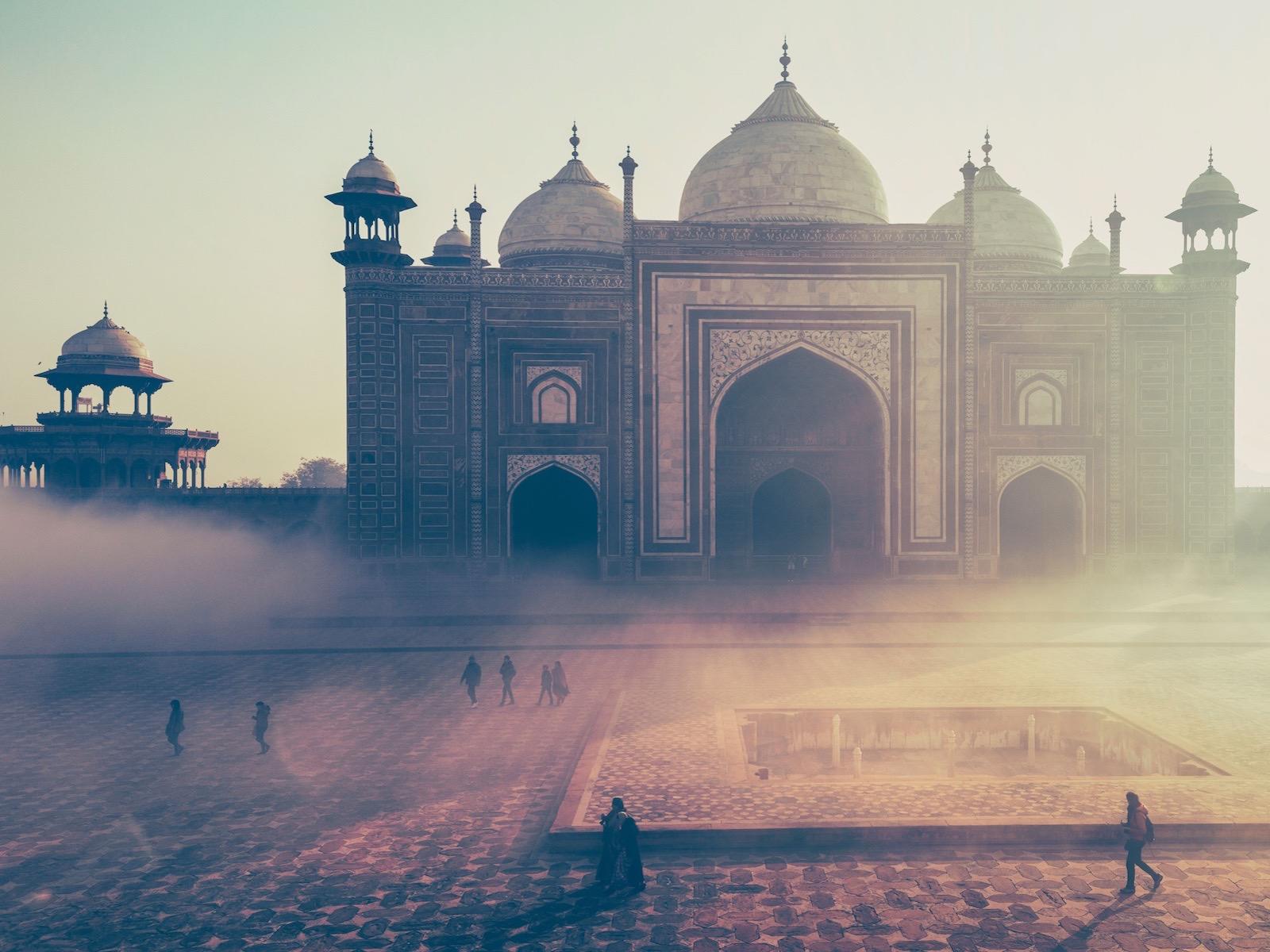 gouden driehoek van India