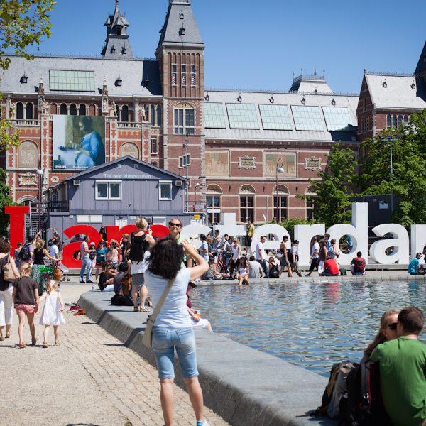 City Slide Amsterdam: 's Werelds langste glijbaan